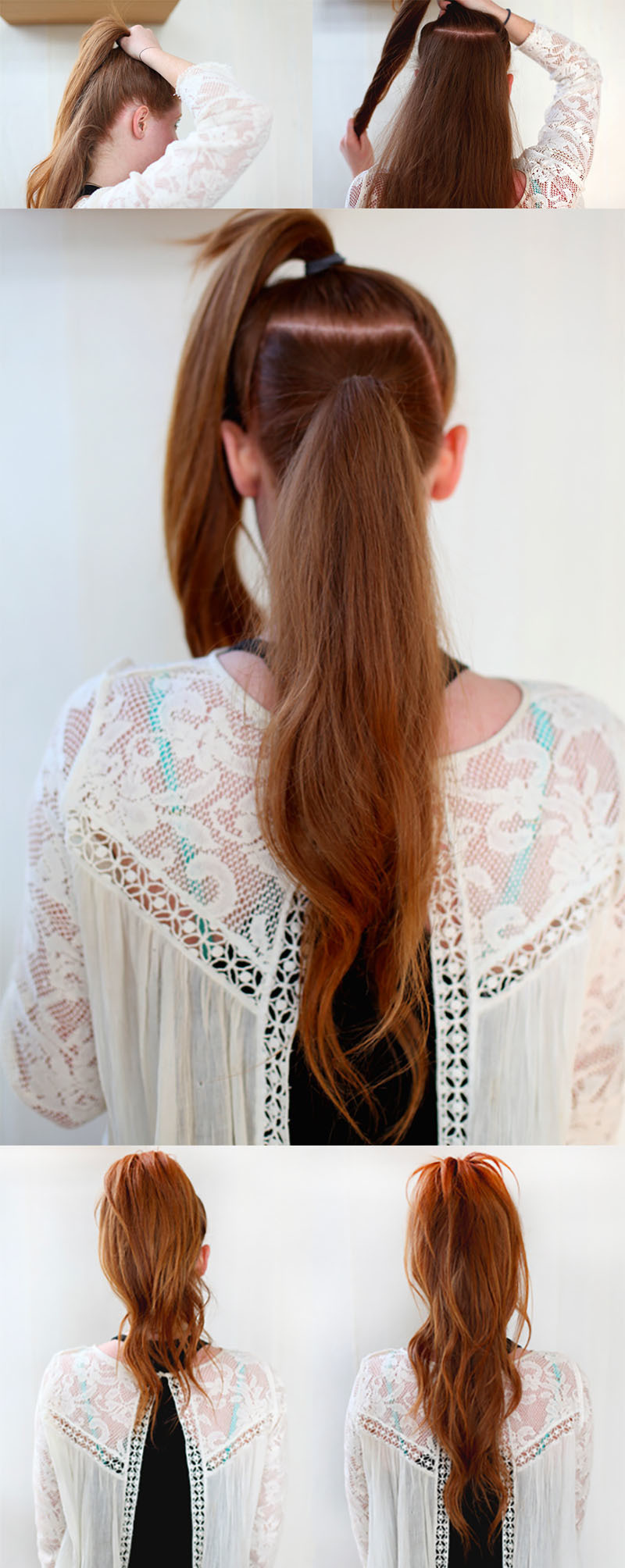 20 Easy Hairstyles For Women Whove Got No Time 7 Is A