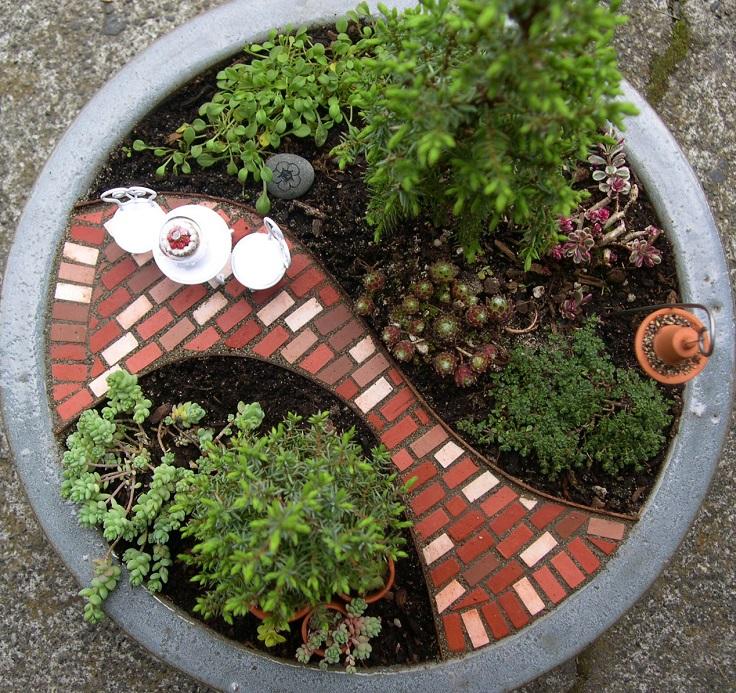 Flower Garden Mulch