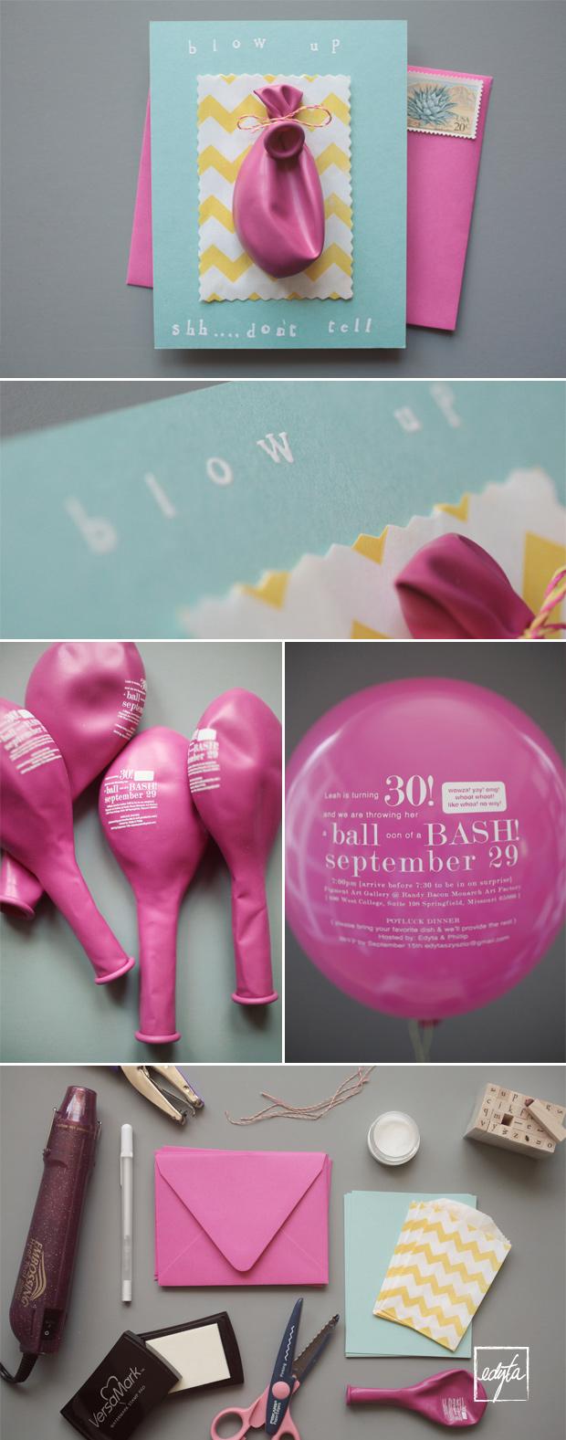 Led Light Balloons