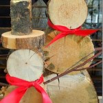25 Ideas To Decorate Your Home With Recycled Wood This