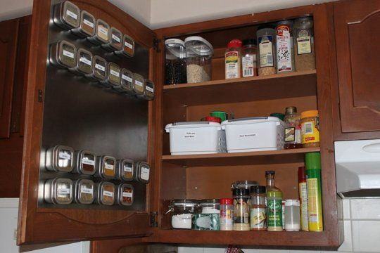 40 Organization And Storage Hacks For Small Kitchens