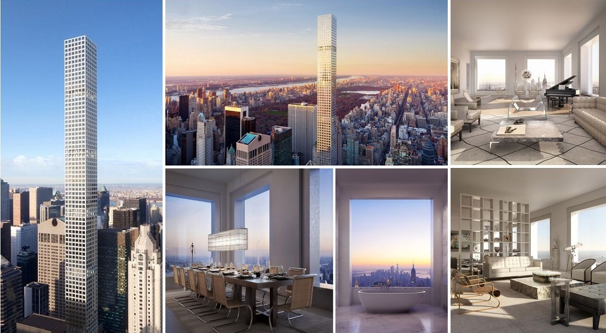 What Its Like To Live In A 95 Million Penthouse 1396