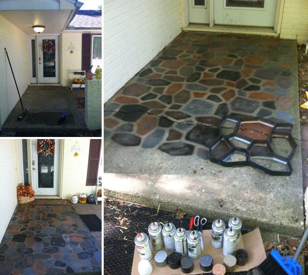 Outdoor Porch Flooring
