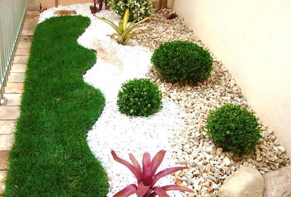 White Pebbles Landscaping
