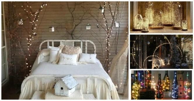 White Christmas Lights On Houses 03