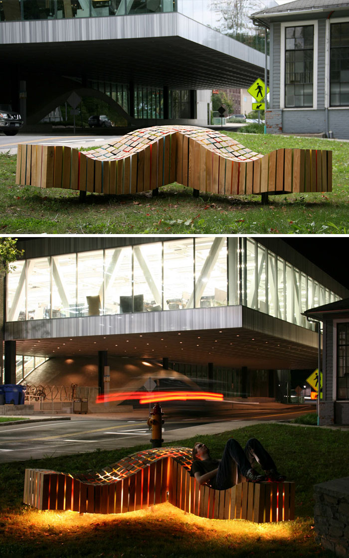 50 Of The Most Creative Benches And Seats Ever