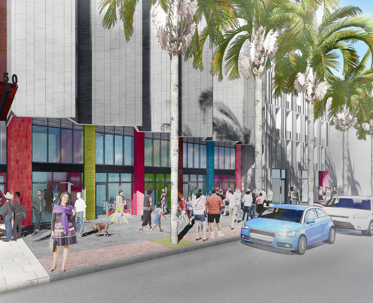 1950 Mission Affordable Housing Development Proposed