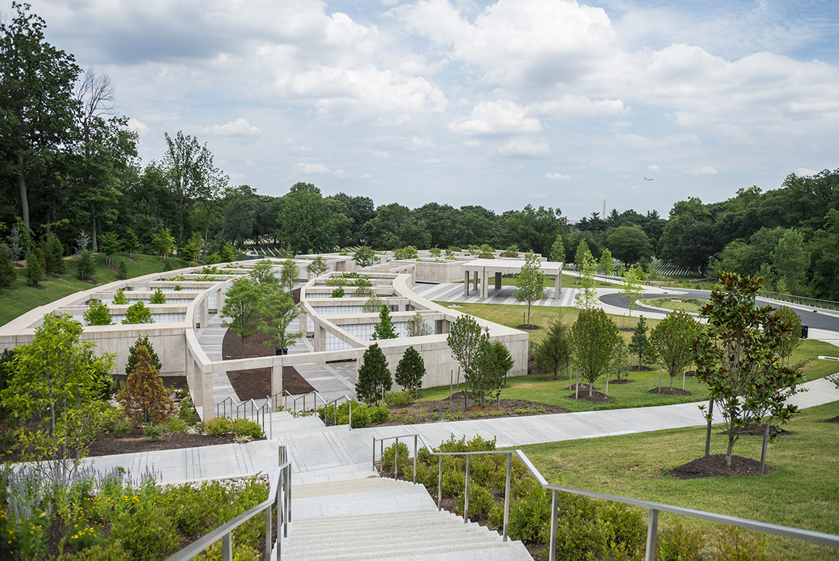 Arlington National Cemetery S 27 Acre Expansion Adds 10
