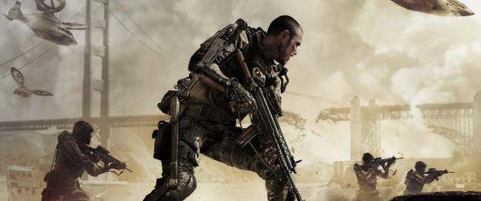 Bannière - Premier trailer pour Call of Duty : Advanced Warfare