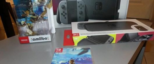 Bannière - [Arrivages] La Nintendo Switch et des accessoires