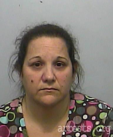 Michelle Broach Arrest Photo