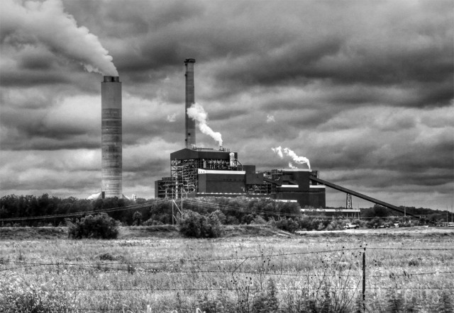 coal_plant-640x442 Conservative versus liberal: A knock-down, drag-out climate policy fight | Ars Technical