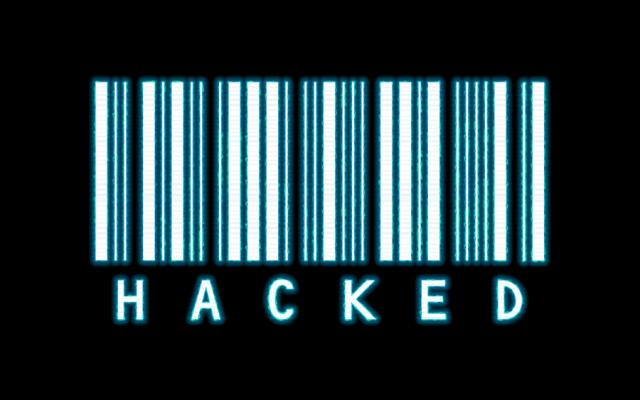 Stylized image of a UPC barcode.