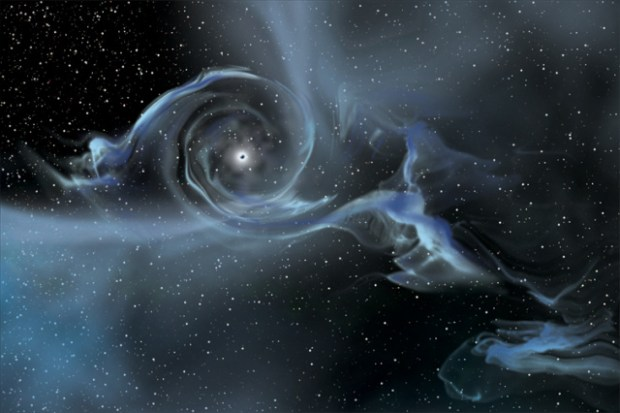 If black holes don't exist, what are these things we detect ripping gas off the surface of other stars?