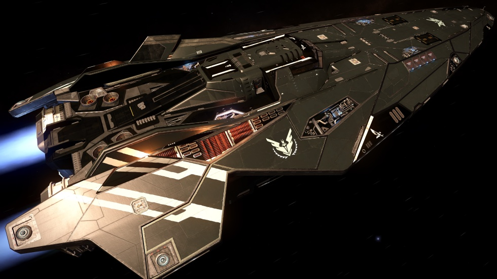 Review Elite Dangerous Is The Best Damn Spaceship Game I