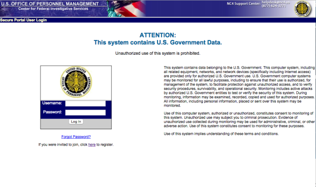 Epic Fail How Opm Hackers Tapped The