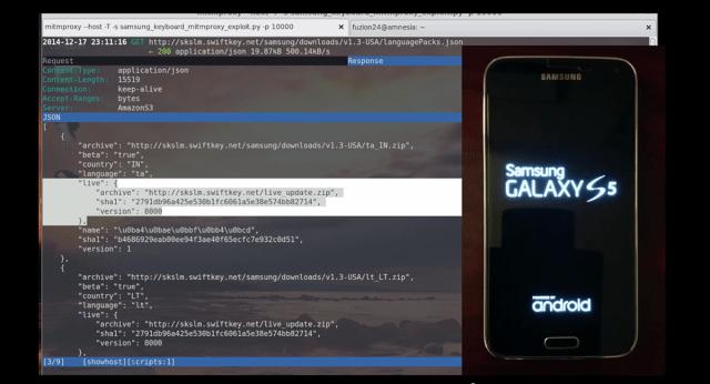 samsung galaxy exploit Falha de segurança ameaça milhões de dispositivos Samsung image