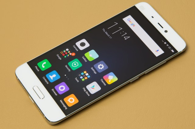 Xiaomi Mi 5 review: It's hard to argue with $305 for a Snapdragon ...