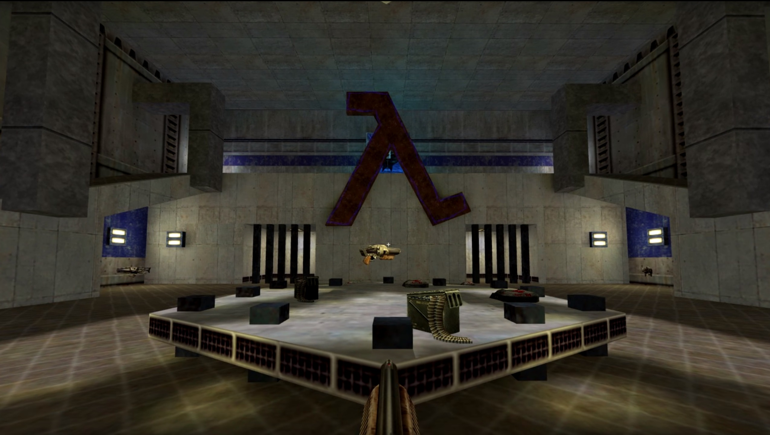 The Unreleased Half Life Multiplayer Mod That You Can Play