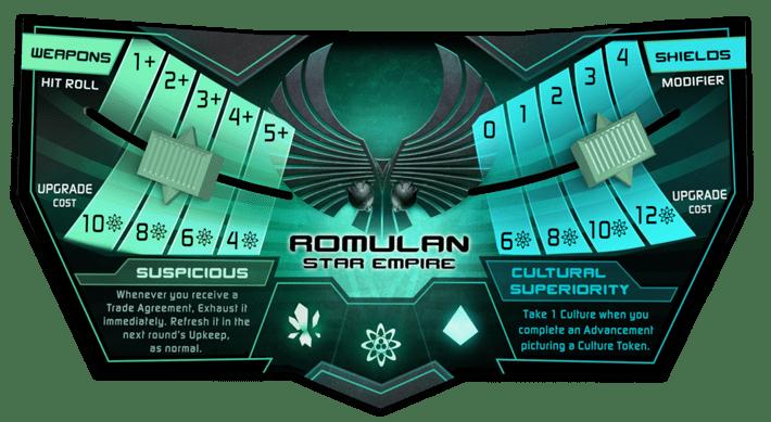 The Romulan