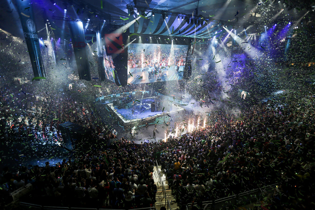How Dota 2 Stability Helped New Blood Succeed At The
