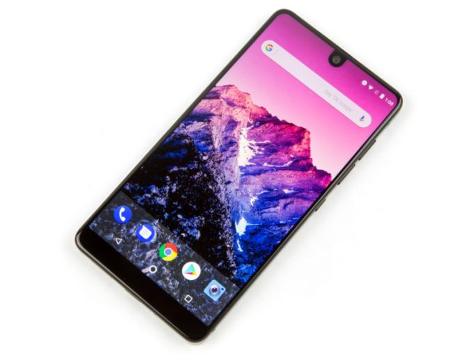 Essential cancels its next smartphone  future of the company in     Photograph of a smartphone