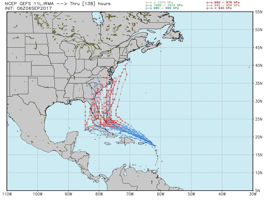 Please Please Stop Sharing Spaghetti Plots Of Hurricane Models
