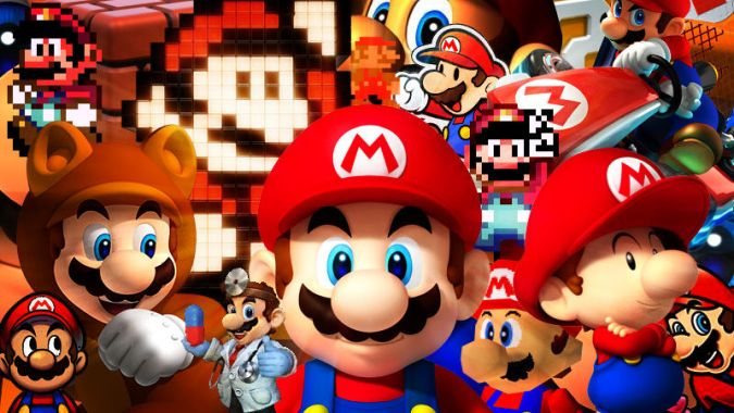 Settling the debate  What makes a    core    Mario game    Ars Technica Article intro image