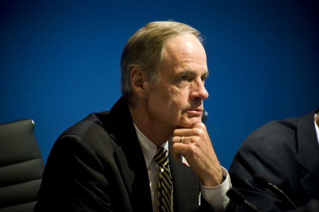 Sen. Tom Carper (D-Del.) hosted one of the Senate's first Bitcoin hearings, and it was surprisingly favorable to the technology.