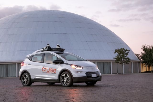GM's Cruise subsidiary recently acquired Strobe, a company that seems to be developing a lidar sensor based on continuous-wave frequency modulation technology.