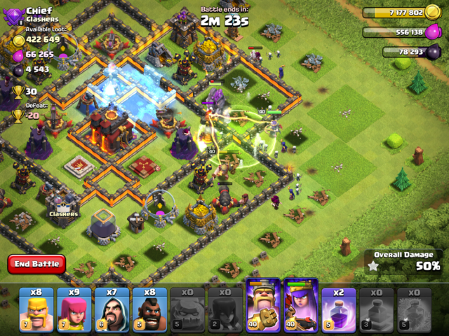 Lee said absent-mindedly spending hundreds of dollars on <em>Clash of Clans</em> helped him realize the potential problems with in-game item sales.