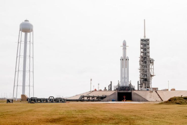 , Defense pressure to analysis decision to certify the Falcon Heavy rocket – Ars Technica