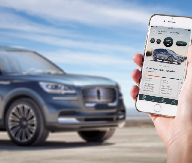 Owners Will Be Able To Use Their Smartphone As A Key When Lincoln Debuts The Phone
