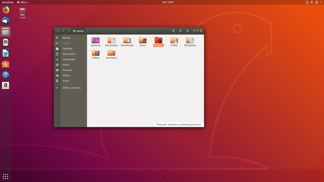 Hasil gambar untuk Ubuntu linux interface