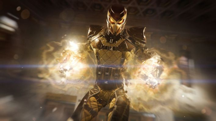 The Shocker is quite the boss to take on at the end of the E3 demo.