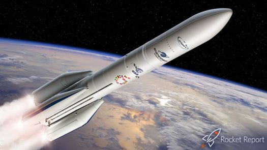 The Rocket Report is published weekly.