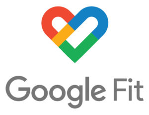 Google Fit's new logo.