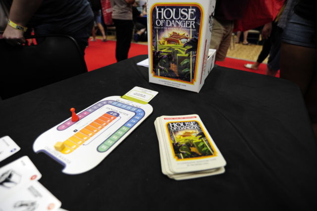 The new official Choose Your Own Adventure card game is a delightful nostalgia hit.