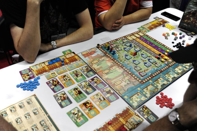 <em>Coimbra</em> is not only the prettiest Eurogame of the year, it may also be the best.