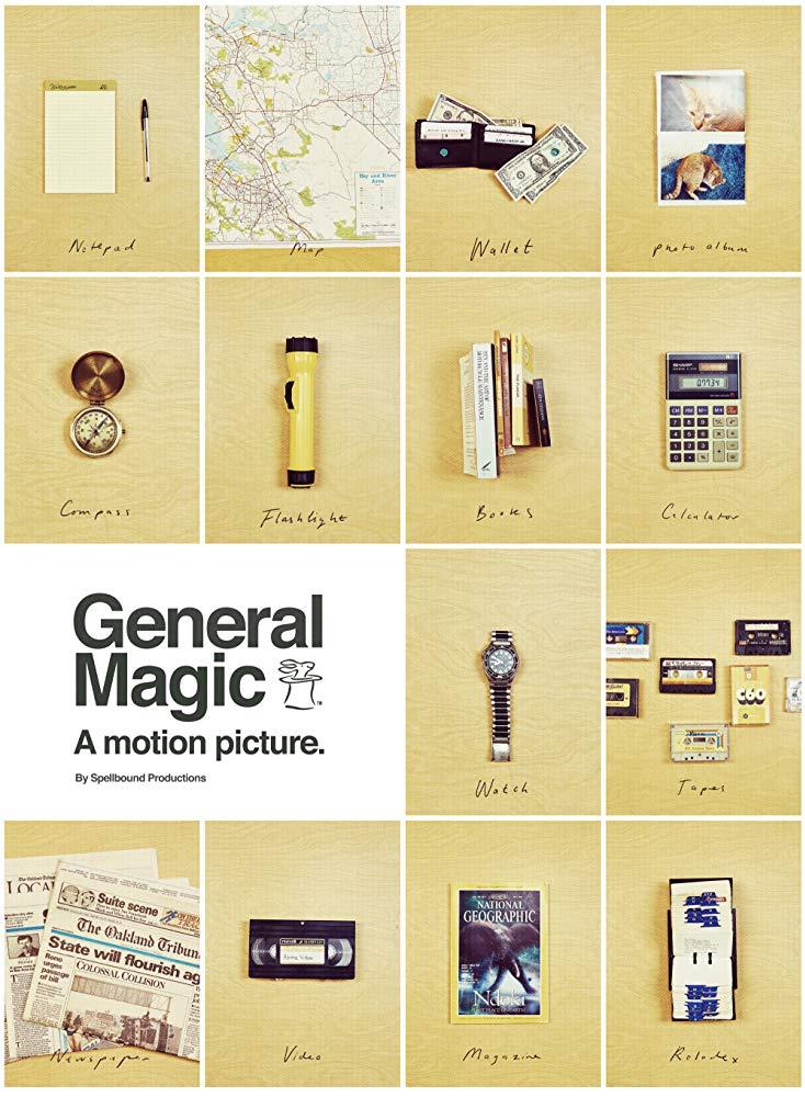 The poster for <em>General Magic</em>