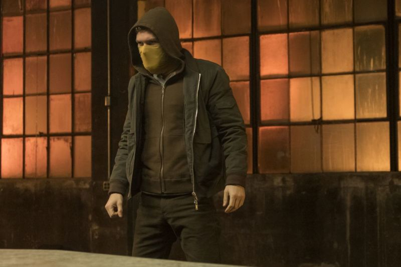 Danny Rand (Finn Jones), aka the Immortal Iron Fist, will not be fighting evil on Netflix anymore.