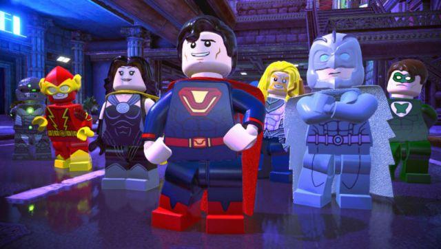 Image result for lego dc super villains