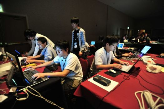 Want to flex your coding and hacking skills but can't get to a con? RunCode is for you.