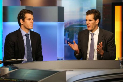 Cameron Winklevoss, right, and his brother, Tyler Winklevoss, are suing Charlie Shrem for alleged fraud.