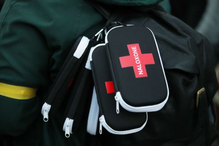 If approved, Purdue's new drug could compete with the antidote for opioid overdose, naloxone.