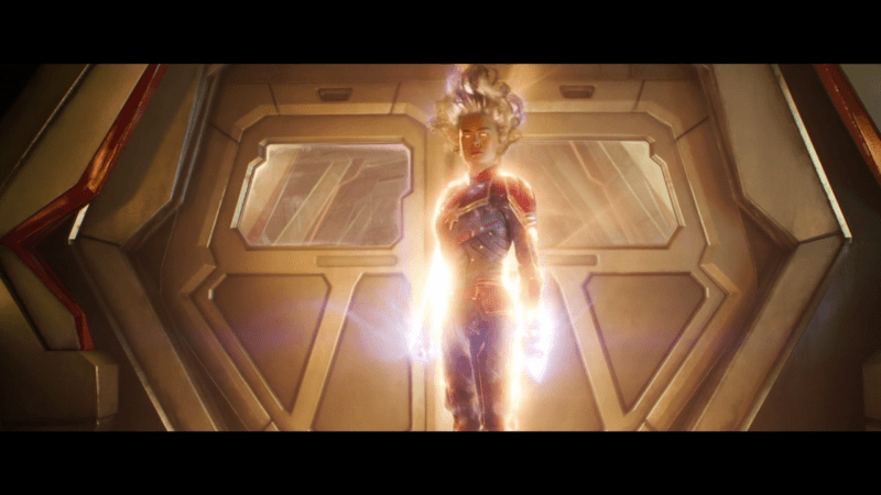 Captain Marvel is here, and thank goodness.