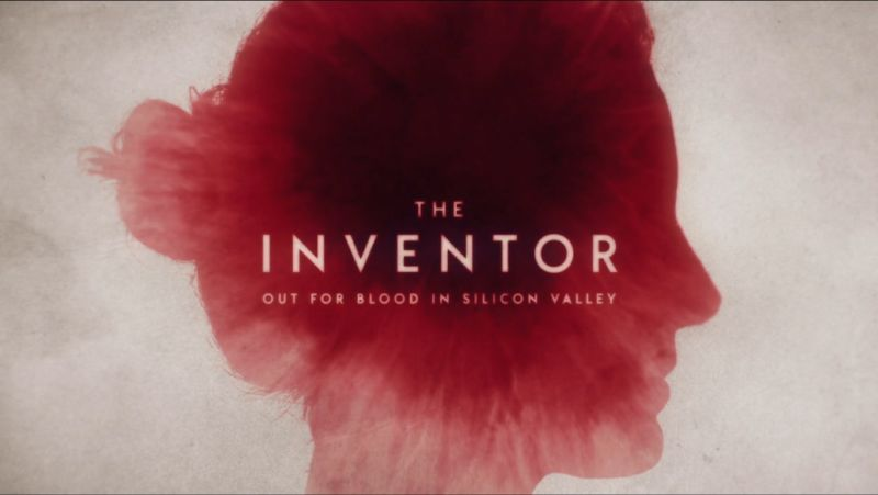 Poster for the documentary The Inventor.