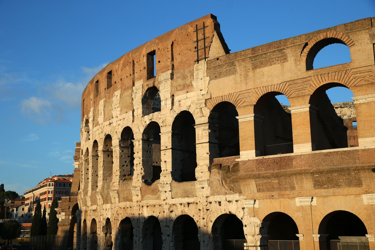 Study Says Ancient Romans May Have Built Invisibility