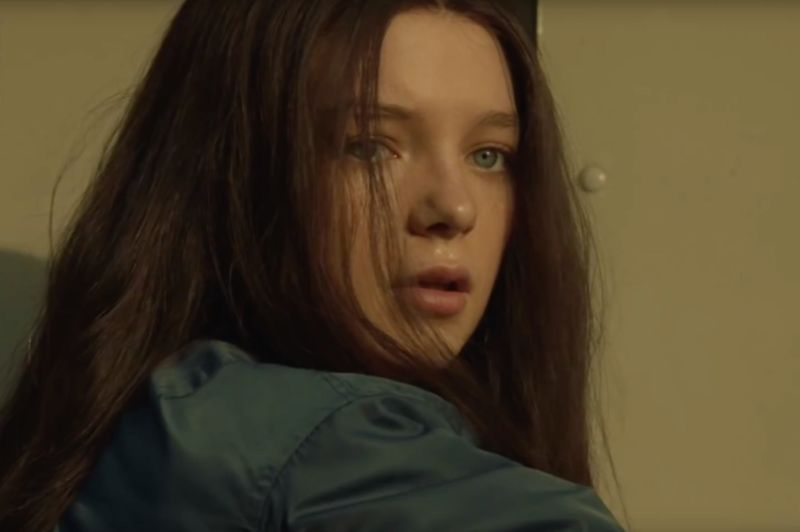 Esme Creed-Miles plays the titular teen assassin in Amazon Prime's new series, <em>Hanna</em>.