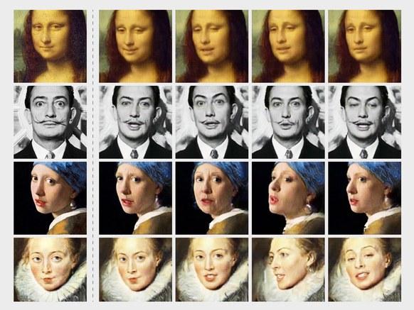 Deepfakes generados a partir de una sola imagen. La técnica provocó preocupaciones de que las falsificaciones de alta calidad están llegando para las masas. Pero no te preocupes demasiado, todavía.